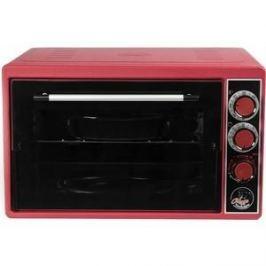 Мини-печь Чудо Пекарь ЭДБ 0124 (красн)