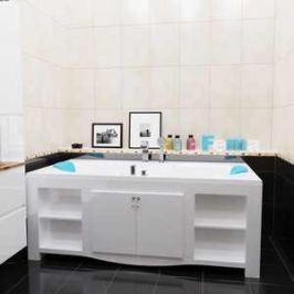 Ванна из литого мрамора Фэма Стиль Бомонд 178х90 см