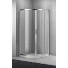 Душевой уголок BelBagno SELA-R-2-95-Ch-Cr стекло Chinchilla