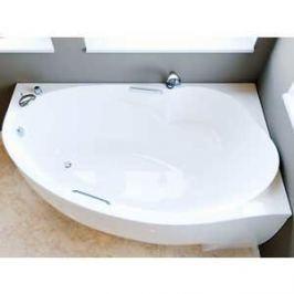 Ванна из литого мрамора Фэма Стиль Аделина 170х98 см левая
