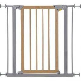 Детские ворота безопасности Hauck Metal/wood deluxe
