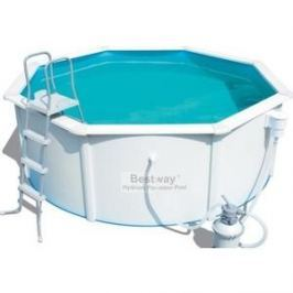 Стальной бассейн Bestway Hydrium Pool Set 300x120 см (56566 ) 7630 л