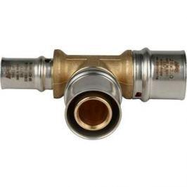 Тройник STOUT переходной 26х26х16 для металлопластиковых труб прессовой (SFP-0005-262616)