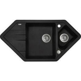 Кухонная мойка IDDIS Vane G 500x960 черный (V26B965i87)