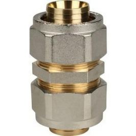 Соединение STOUT 32х32 для металлопластиковых труб винтовой (SFS-0005-000032)