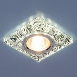 Точечный светильник с двойной подсветкой Elektrostandard 4690389060663
