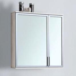 Зеркальный шкаф Aqualife Design Нью-Йорк 70 малибу (2-132-24-O)