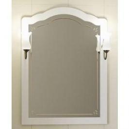 Зеркало Opadiris Лоренцо 60 белый, для светильников 00000001041, Z0000001408 (Z0000011065)