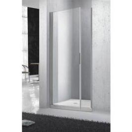 Душевая дверь в нишу BelBagno SELA-B-1-90-Ch-Cr стекло Chinchilla