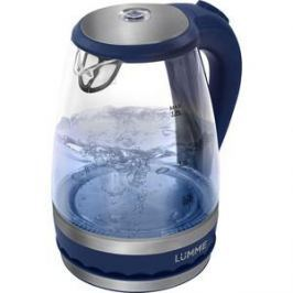 Чайник электрический Lumme LU-220 синий сапфир