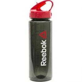 Бутылка для воды Reebok RABT-P65BKWORD 0,65 Black Wordmark