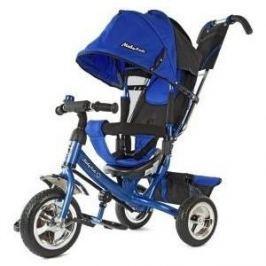 Велосипед 3-х колесный Moby Kids Comfort синий 950D-Blue