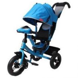 Велосипед 3-х колесный Moby Kids Comfort 12x10 AIR Car1 синий 641085