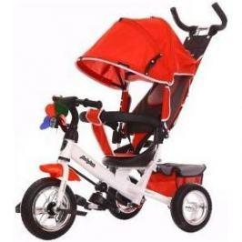Велосипед 3-х колесный Moby Kids Comfort 10x8 EVA красный 641047