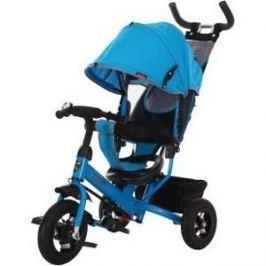 Велосипед 3-х колесный Moby Kids Comfort 10x8 AIR синий 641052