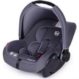 Автокресло Baby Care Lora гр 0+, 0-13кг Серый/Серый