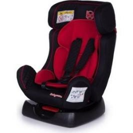 Автокресло Baby Care Nika гр 0+/I/II, 0-25кг Черный/Красный