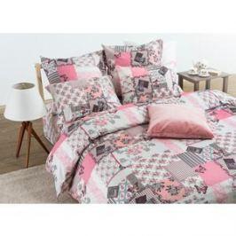 Комплект постельного белья TIFFANY'S secret Семейный, сатин, Зефирные сны n70