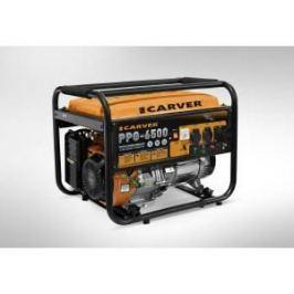 Генератор бензиновый Carver PPG- 6500
