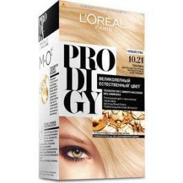 L'OREAL Prodigy Краска для волос тон 10.21 платина
