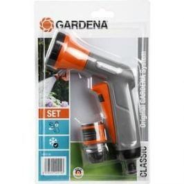 Пистолет-распылитель для полива Gardena Classic, коннектор с автостопом (18312-33.000.00)
