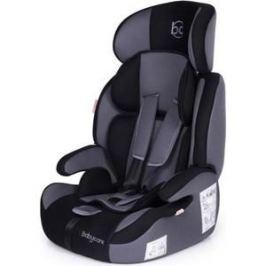 Автокресло Baby Care Legion гр I/II/III, 9-36кг Черный/Серый