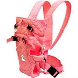 Сумка-кенгуру Baby Care hs-3195 pink
