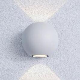 Уличный настенный светодиодный светильник Elektrostandard 4690389107467