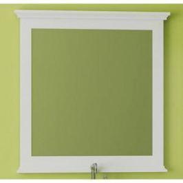 Зеркало в деревянной раме Opadiris Палермо 75 белый (Z0000008553)