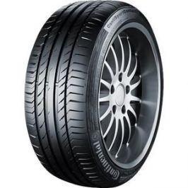 Летние шины Continental 225/45 R18 91Y ContiSportContact 5