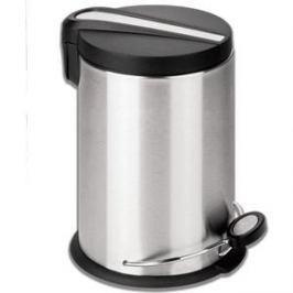 Ведро-контейнер для мусора (урна) с педалью Лайма Modern 30л матовое, нержавеющая сталь 232265