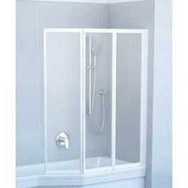 Шторка на ванну Ravak Vs3 100 100х140 см рейн (795P010041)