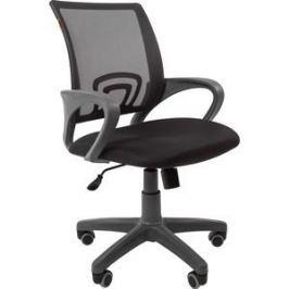 Офисноекресло Chairman 696 серый пластик TW-12/TW-04 серый