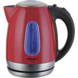 Чайник электрический Atlanta ATH-786 красный