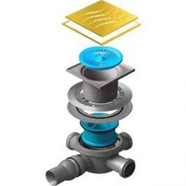 Душевой трап Pestan Tide 3 Gold 150 мм (13000142)