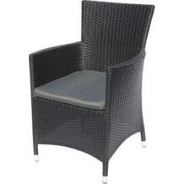 Кресло из искуственного ротанга Afina garden Y189D black
