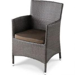 Кресло из искуственного ротанга Afina garden Y189B brown