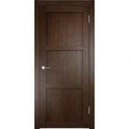 Дверь ELDORF Баден-1 глухая 1900х550 экошпон Дуб табак