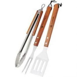 Набор для барбекю Союзгриль 3 предмета лопатка, щипцы, вилка (N1-A03)