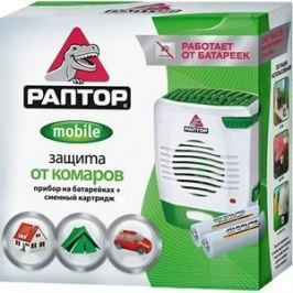 Комплект Раптор прибор на батарейках сменный картридж 240 часов (Bk1313)