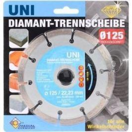 Алмазный диск Fubag Medial универсальный 125/22.23мм (VN22470)