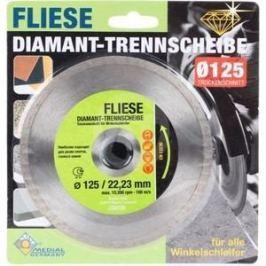 Алмазный диск Fubag Medial по керамике 125/22.23мм (VN11260)