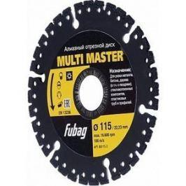 Алмазный диск Fubag Multi Master 115/22.2мм (88115-3)