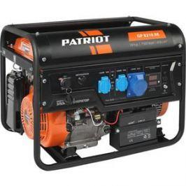 Генератор бензиновый PATRIOT GP 8210AE