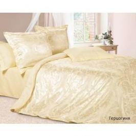 Комплект постельного белья Ecotex 2-х сп, сатин-жаккард, Герцогиня (КЭМчГерцогиня)