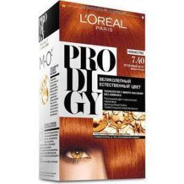L'OREAL Prodigy Краска для волос тон 7.40 огненный агат