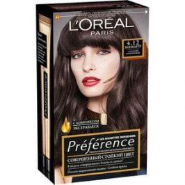 L'OREAL Preference Краска для волос тон 5.21 Нотр-дам