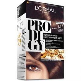 L'OREAL Prodigy Краска для волос тон 4.15 морозный каштан
