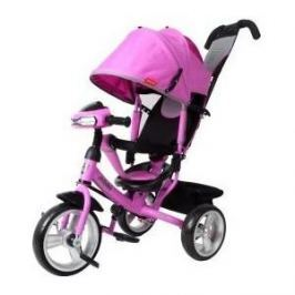 Велосипед 3-х колесный Moby Kids Comfort 12x10 EVA Car лиловый 641083