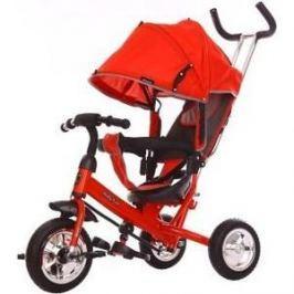 Велосипед 3-х колесный Moby Kids Start 10x8 EVA красный 641044